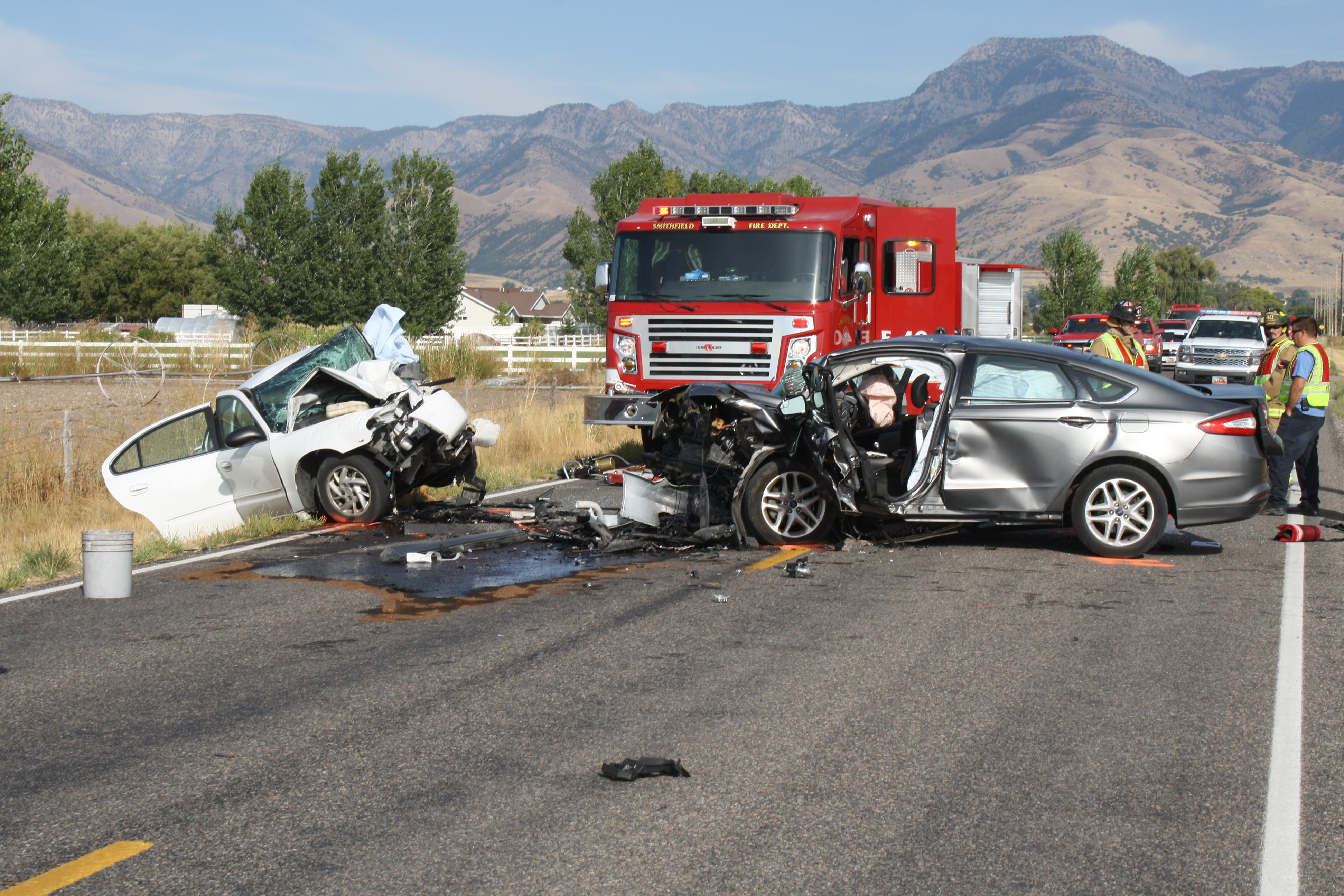 Utah Mother Killed In Head On Crash After 15 Year Old